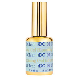 DND - DC BLOOMING GEL #DC01 - CLEAR