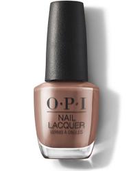 OPI Nail Lacquer - LA04 - Espresso Your Inner Self