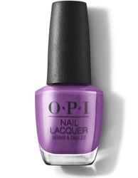 OPI Nail Lacquer - LA11 - Violet Visionary