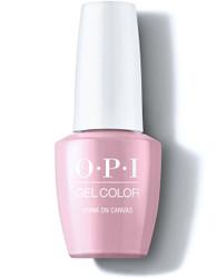 OPI Gel Color - LA03 - (P)ink On Canvas