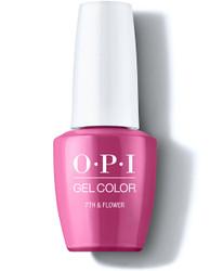 OPI Gel Color - LA05 - 7th & Flower