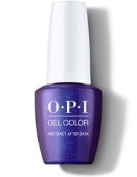 OPI Gel Color - LA10 - Abstract After Dark