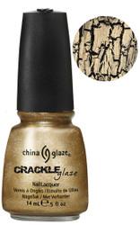 Tarnished Gold Crackle 0.5 Fl. Oz