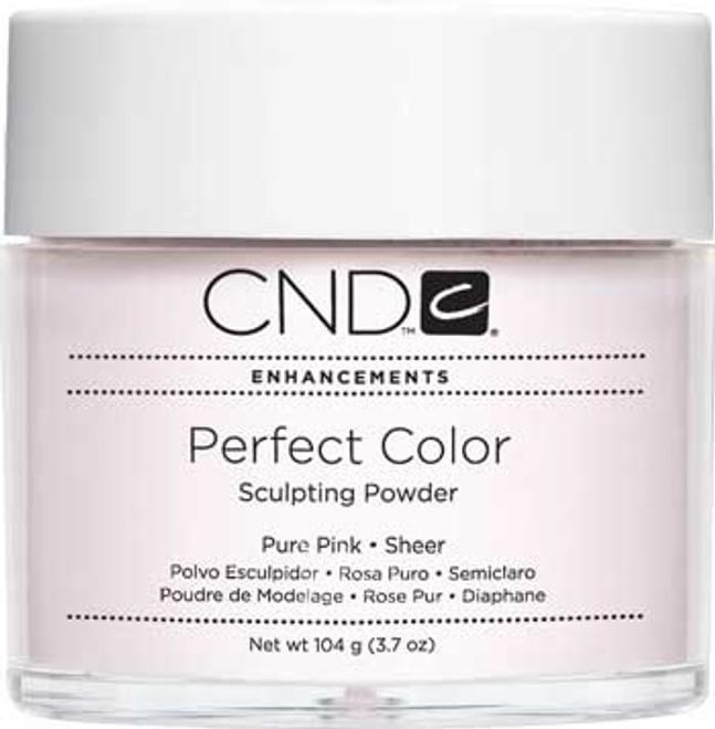 CND - Pure Pink Sheer Powder 3.7 Oz.