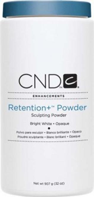 CND - Retention+ Sculpting Powder Bright White 32 Oz.