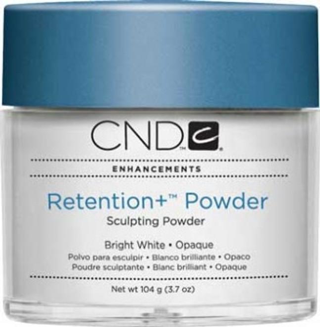 CND - Retention+ Sculpting Powder Bright White 3.7 Oz.