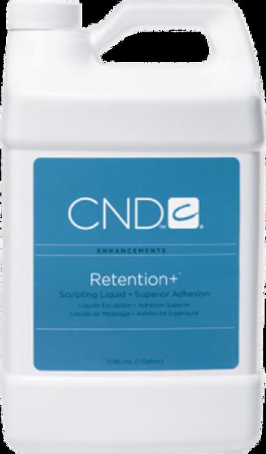 CND - Retention+ Liquid - 1 Gallon