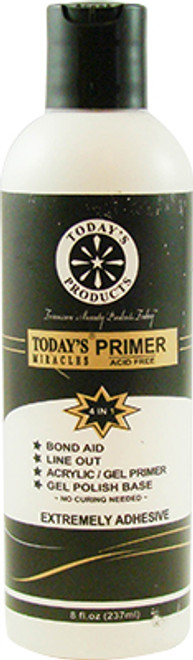 TODAY'S MIRACLES PRIMER ACID FREE - 8 FL OZ