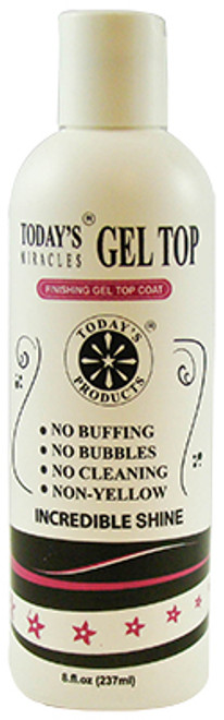 TODAY'S MIRACLES GEL TOP - 8 Fl Oz