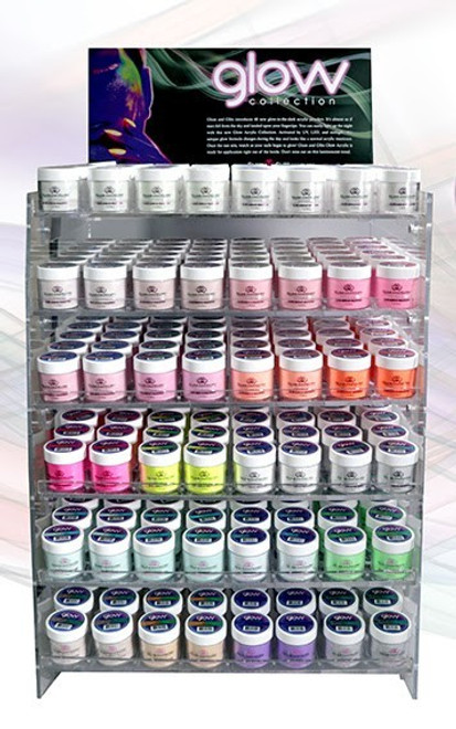 Glam And Glits Glow In The Dark Acrylic Powder 1 Oz 48 Colors Choose Any Nail Care, Manicure & Pedicure