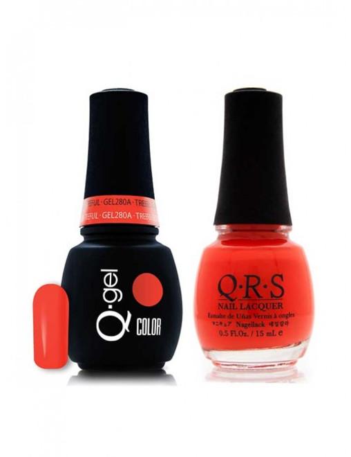 #280 A - QRS Gel Duo - Treeful