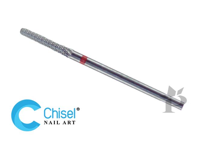 Chisel Finishing Carbide Bit (Red Strip)