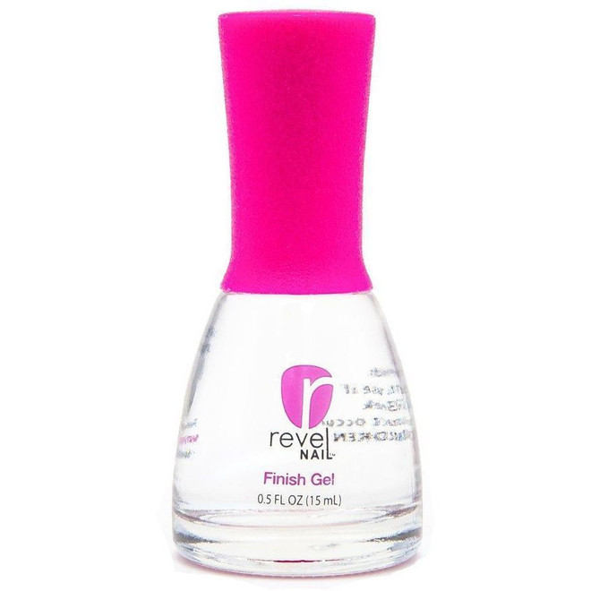 Revel Nail - Finish Gel 0.5 fl oz