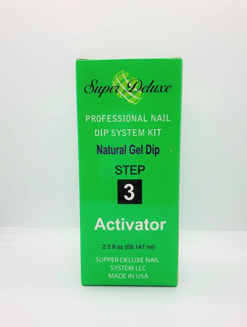 Super Deluxe Gel Dip - Activator 2 oz Refill