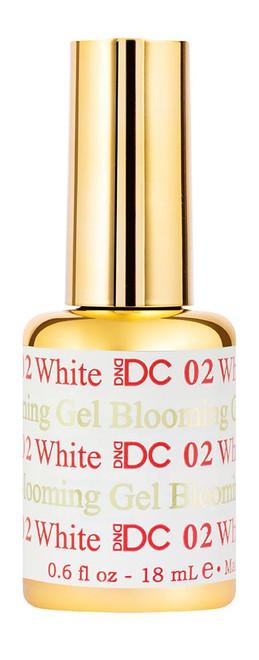 DND - DC BLOOMING GEL #DC02 - WHITE