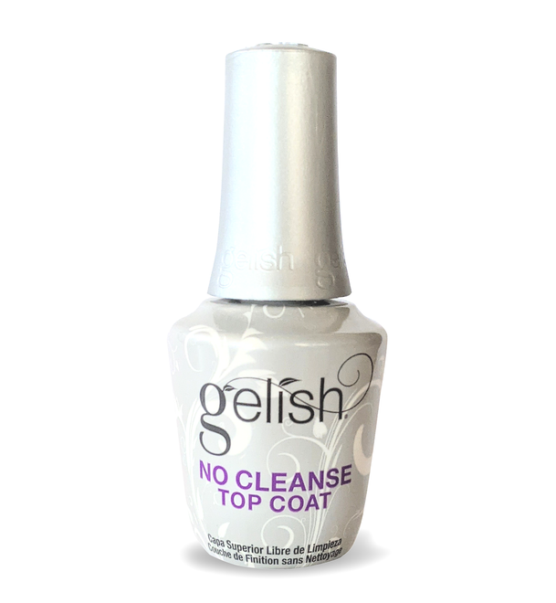 Harmony Gelish - Top Gel No Cleanse 0.5 oz