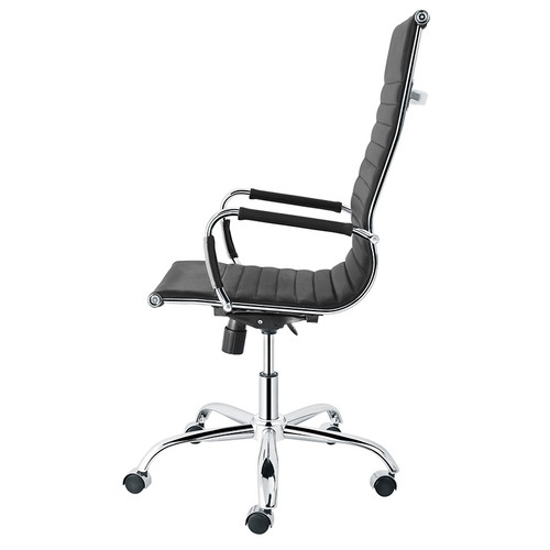 Hot selling  High back PU leather Swivel chair