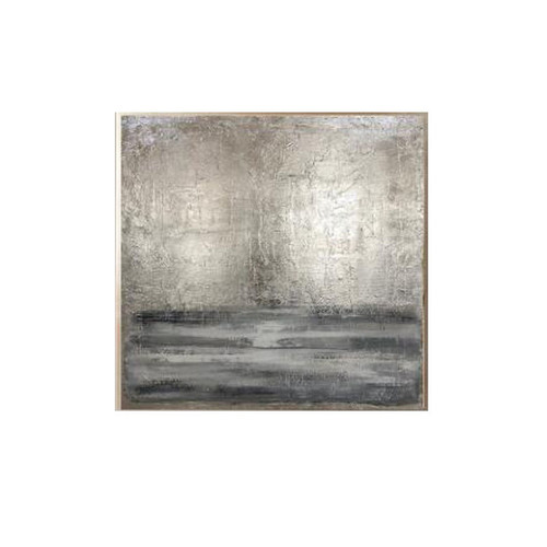 Silver Gray Painting Large hand painted Abstract Painting Texture Paintings on Canvas Office decoration wall Paintings Wall Art