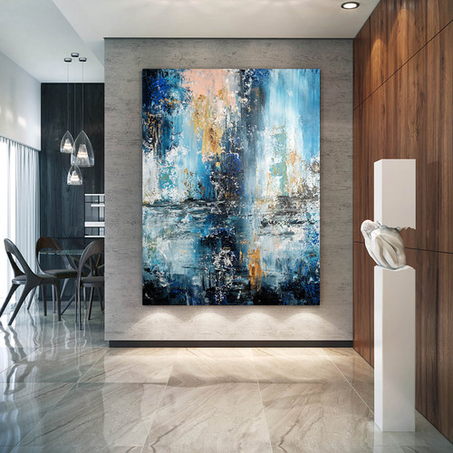 Large Abstract Painting On Canvas Large Painting On Canvas Huge Canvas Painting Canvas Custom Art Oil Paintings