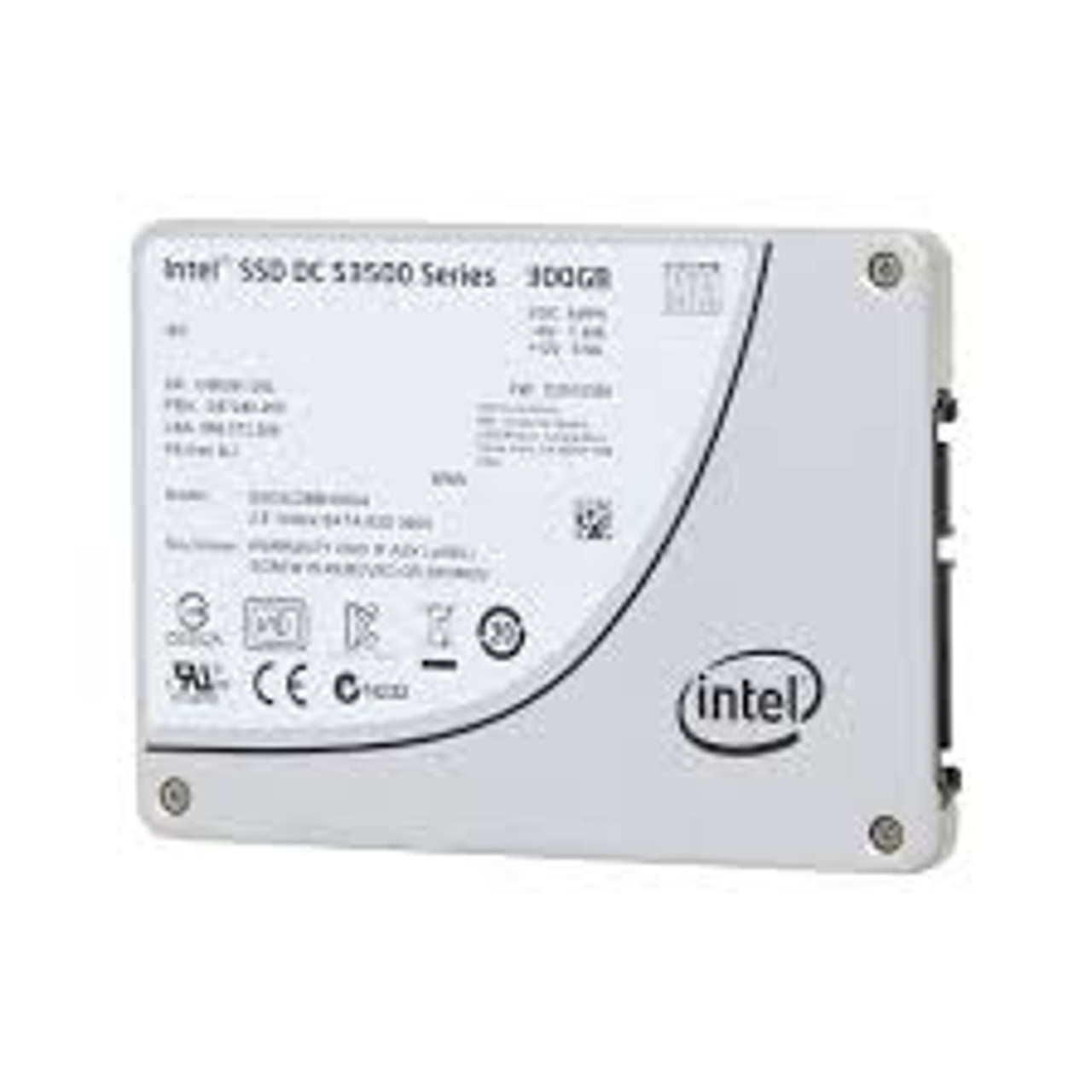 - 3 Year Warranty 800GB SATA III 6Gb//s MLC 2.5 Enterprise Solid State Drive Certified Refurbished Intel SSDSC2BB800G401