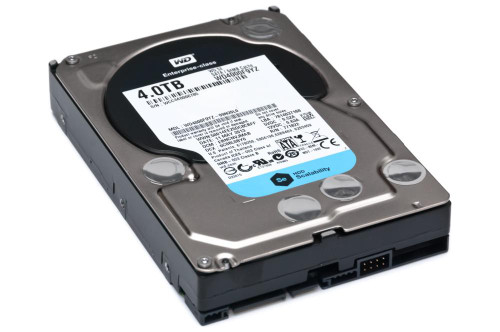 "Western Digital Se WD4000F9YZ 4TB 7200 RPM 64MB Cache SATA 6.0Gb/s 3.5"" Datacenter Capacity HDD - New"
