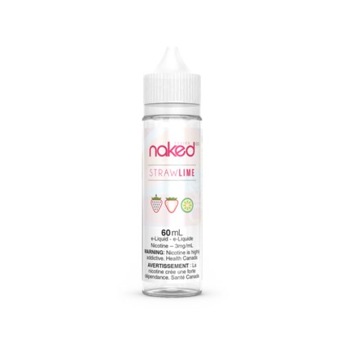 Naked100 60ML / Straw Lime