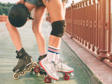 """Difference between a """"Quad skate"""" and """"Inline skate"""""""