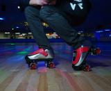 Quad skate wheel hubs: Nylon vs Aluminum