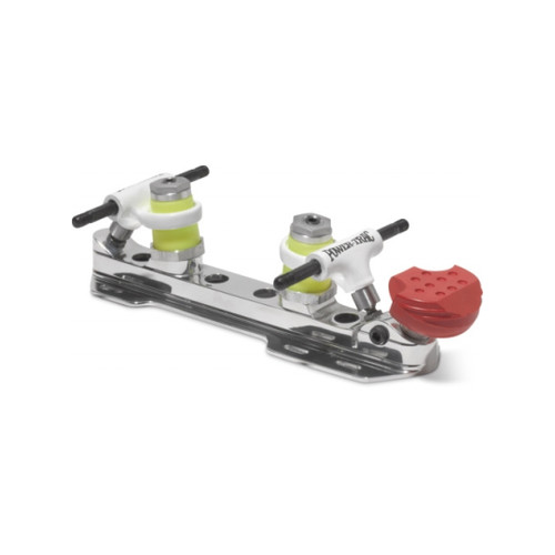 Front Facing Sure-Grip PowerTrac Plates from Roller Skate Nation