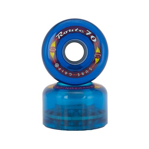 Sure-Grip Route Outdoor Wheels | 70mm