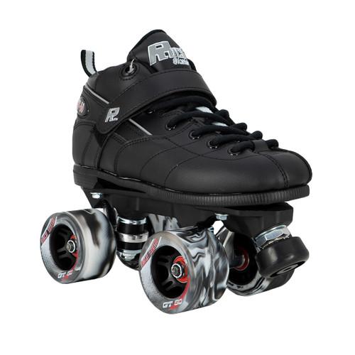 Front Facing Sure-Grip Rock GT50 Roller Skates From Roller Skate Nation