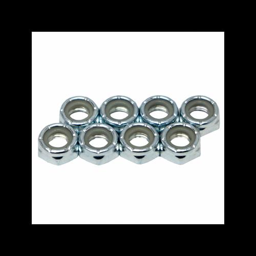 Wheel Axle Lock Nuts