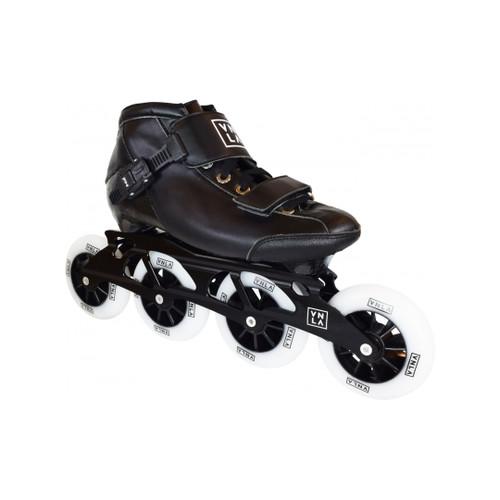 Front Facing VNLA X1 Speed Roller Blades from Roller Skate Nation