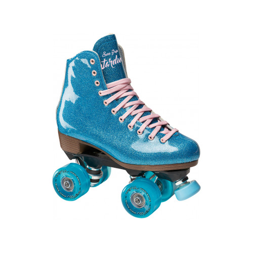 Sure-Grip Stardust Glitter Outdoor Roller Skates