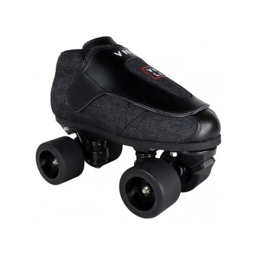 Front Facing VNLA JR Stealth Roller Skates from Roller Skate Nation