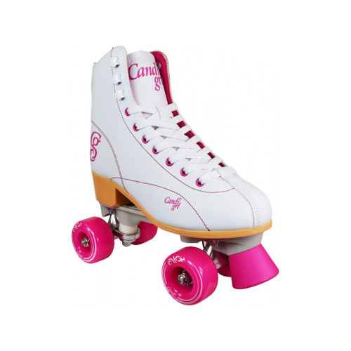 Candi Grl Sabina White Indoor/Outdoor Skates