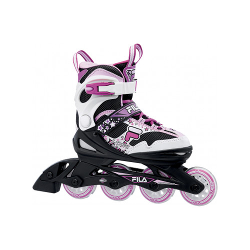 FILA J-One Kids Adjustable Inline Skates