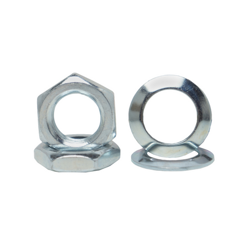 Bundle - Adjustable Toe Stop Lock Nut & Adjustable Toe Stop Washer