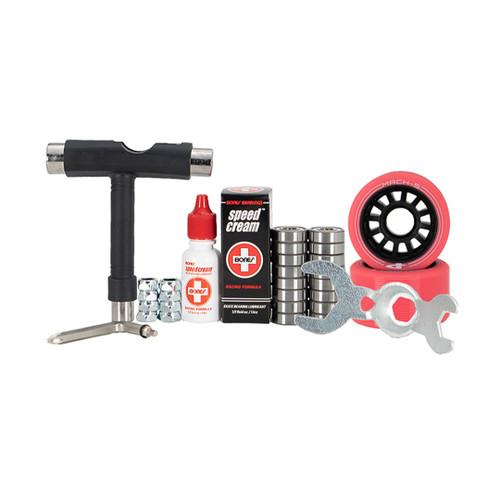 Mach 5 Indoor Wheel Combo Kit (Speed)