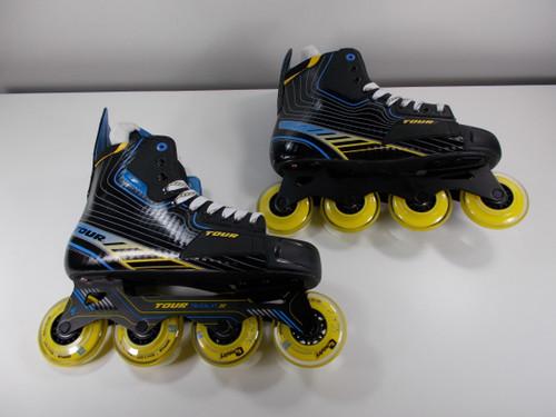 **SLIGHTLY USED** Tour CODE 3.one Inline Hockey Skate – Size 10
