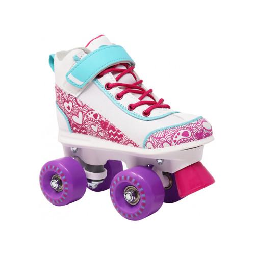 Lenexa Doodle  - Kids Roller Skates