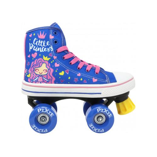 Front Facing Pixie Princess Roller Skates from Rollerskatenation