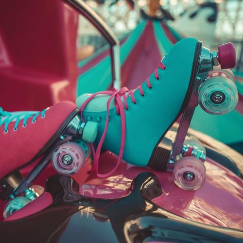VNLA Parfait Outdoor Roller Skates