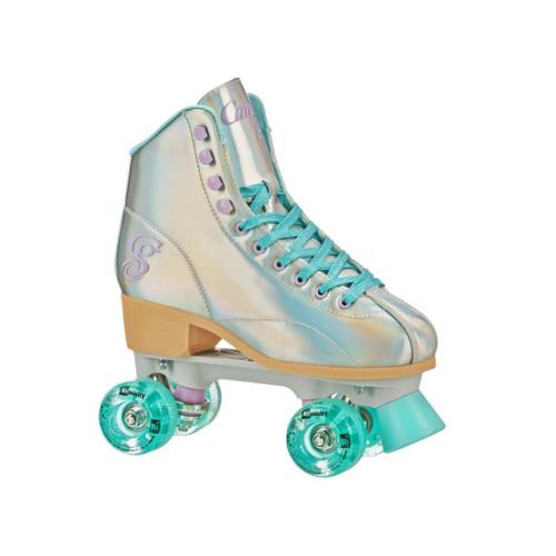 Front Facing Hologram Candi Girl Sabina Roller Skates from Roller Skate Nation
