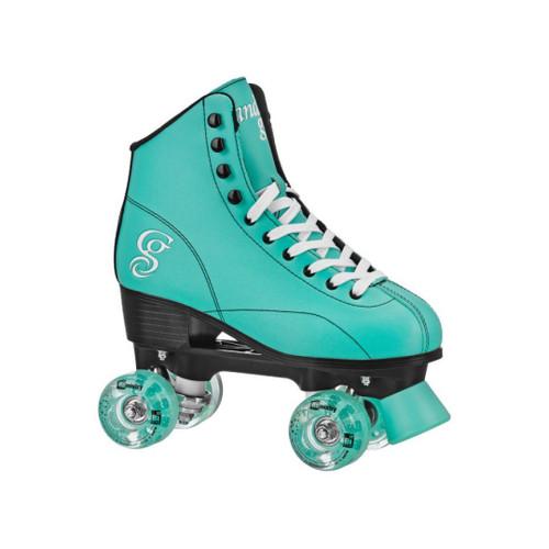 Front Facing Mint Candi Girl Sabina Roller Skates  from Roller Skate Nation