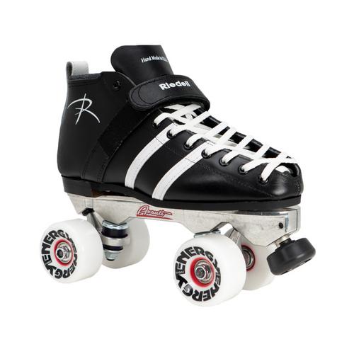 Front Facing Riedell 265 Roller Skates from Roller Skate Nation
