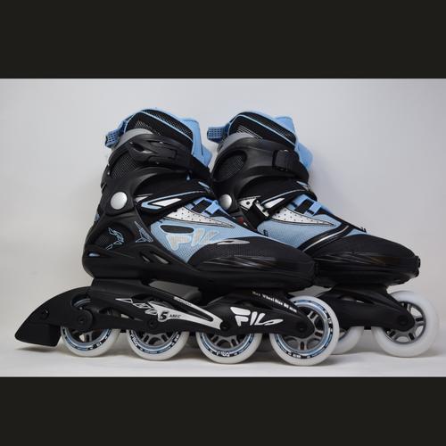 Slightly Used FILA Legacy Comp Inline Skates | Ladies 10 (Mens 9)