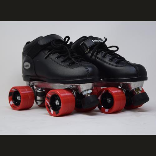 Slightly Used Riedell Dart Speed Skates | Mens 6 (Ladies 7)