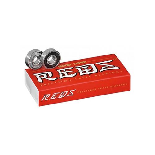 Bones Super Reds Bearings (16 pack)