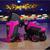 VNLA JR ZONA Rosa Roller Skates from Roller Skate Nation